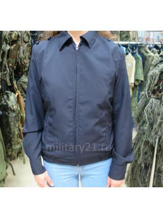 Куртка Полиции Женская Габардин