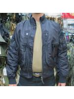 Куртка Бомбер Летная 7.26 Черный