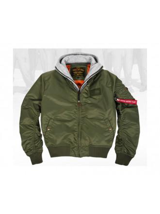Куртка 7.26 MA-1 Олива