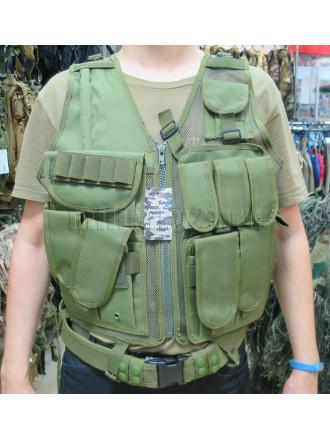 Разгрузка USMC Пистолетная Олива