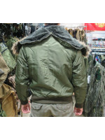 Куртка Аляска 7.26 Укороченная Olive