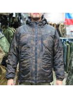 Куртка Циклон Черный Мультикам
