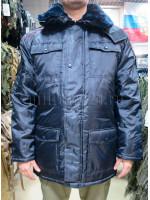 Куртка Бушлат Полиции Зимний Оксфорд