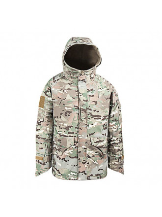 Куртка Парка Softshell Мультикам