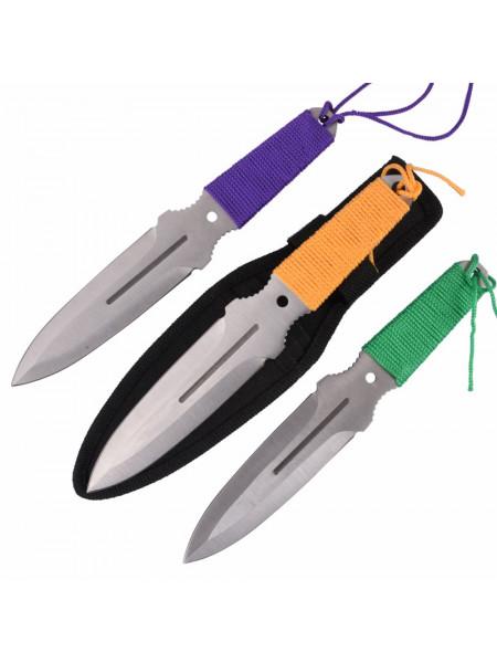 Комплект Тренировочных Метательных Ножей