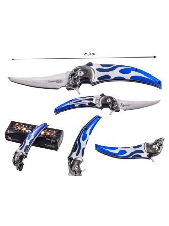 Нож с Черепом Master Cutlery Hell Blade by Dimitri Patelis MC1030BL