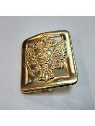 Пряжка генеральская Орел РФ с просечками