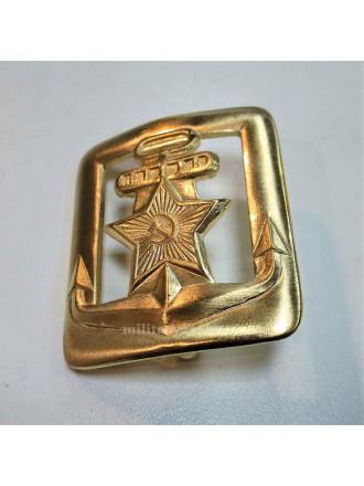 Пряжка генеральская ВМФ СССР с просечками