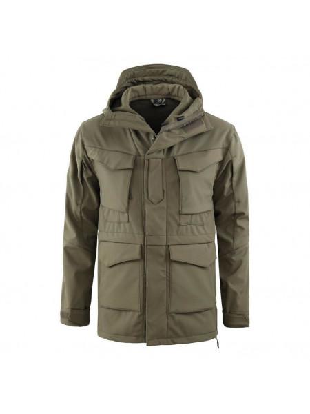 Куртка М-65 Софтшелл Олива