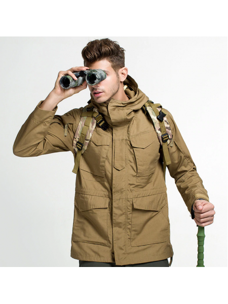 Куртка M65 Modern Койот