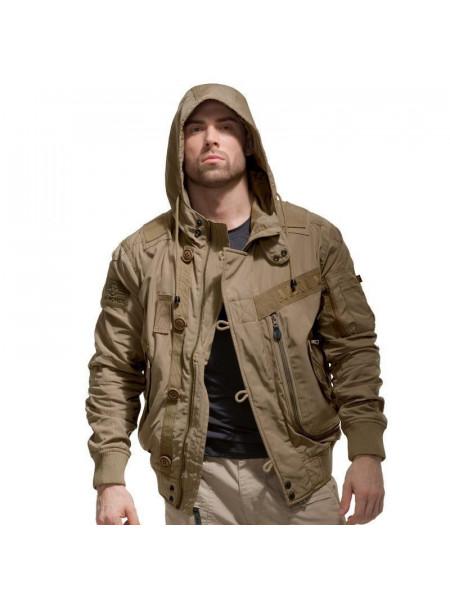 Куртка Bomber Spirit Койот