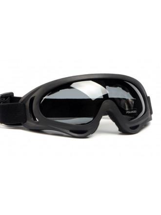 Очки Universal Airsoft Черные