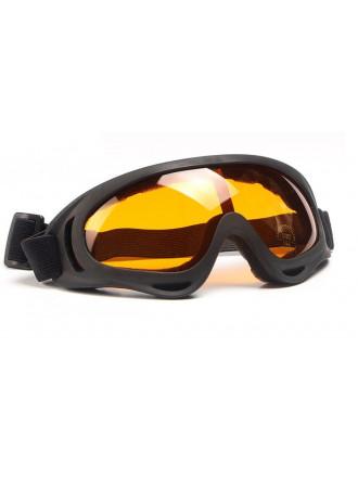 Очки Universal Airsoft Желтые
