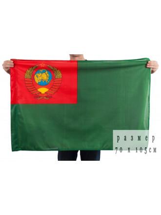 Флаг ПВ КГБ СССР 70х105 см