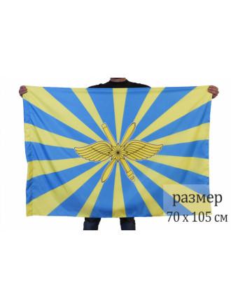 Флаг Воздушно-Космических Сил России 70x105 см