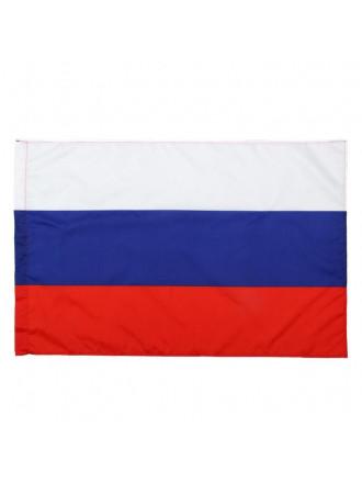Флаг России триколор 90x135