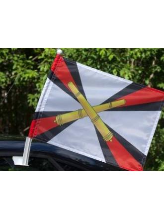 Флаг РВиА на Авто 30x40 см
