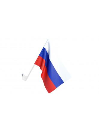 Флаг России Триколор на Авто 30x40 см