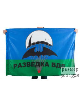 Флаг Разведка ВДВ Красная Звезда 90х135 см
