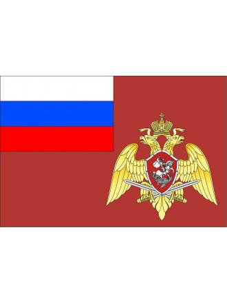 Флаг Росгвардии 90х135 см