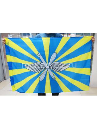 Флаг ВВС 90x135 см