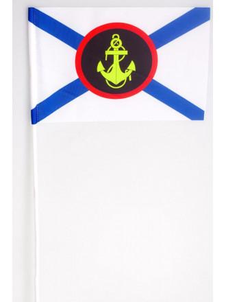 Флажок Морская Пехота 15x23 на Присоске