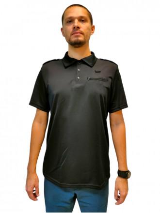 Рубашка поло Полиция без триколора и надписей