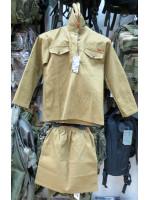 Костюм Военный Детский для Девочки