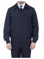 Куртка Полиции Мужская Габардин