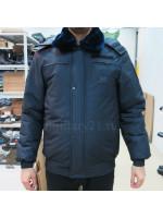 Куртка Полиция Зимняя Укороченная Мембрана