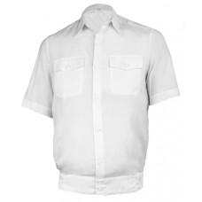 Рубашка МВД с коротким рукавом белая мужская