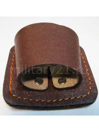 Чехол для дубинки Держатель под ПР коричневый конусный