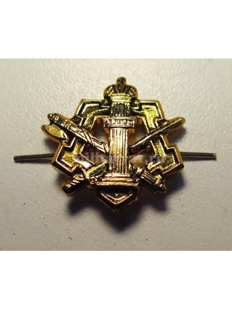 Эмблема Петличная ФСИН Золотая