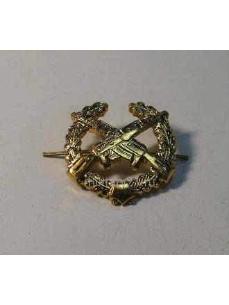Эмблема Петличная Мотострелковые Войска Золотая
