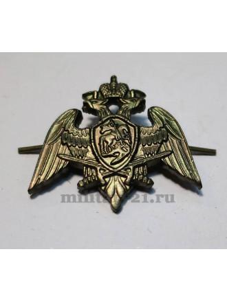 Эмблема Петличная Росгвардия Защитного Цвета