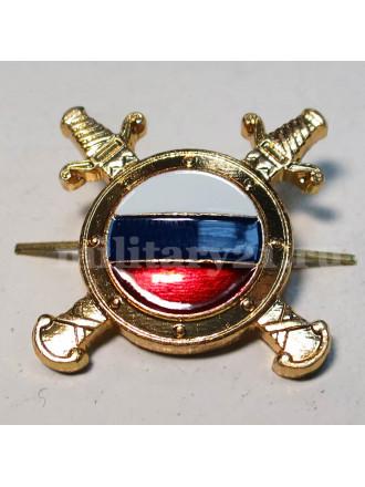 Эмблема петличная Внутренняя Служба МВД