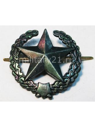 Эмблема Петличная Общевойсковая Защитного Цвета
