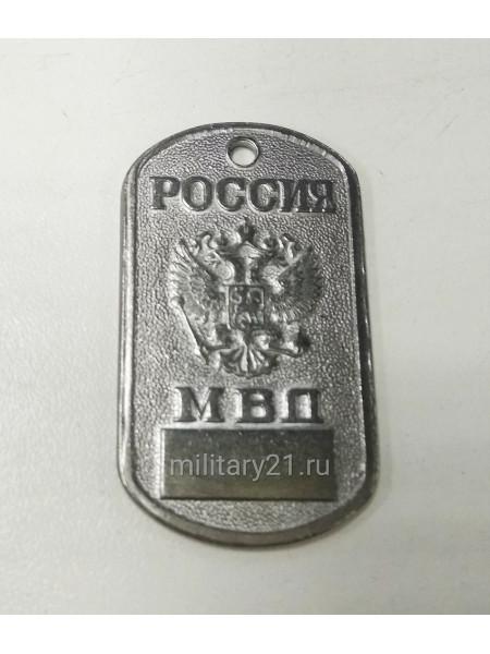 Жетон МВД России Табло