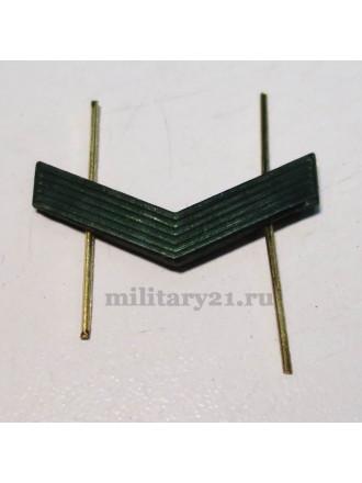 Лычка ВС Ефрейтор Защитная