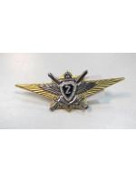 Значок Классность ВС РФ 2 Класс Нового Образца Офицерский