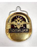 Нагрудный Знак Жетон Полиция Участковый Уполномоченный