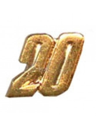 Цифра 20 к Значку Парашютист-Отличник