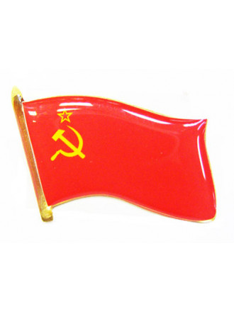 Фрачник Флажок СССР смола