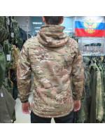 Куртка Софтшелл Милитари Мультикам