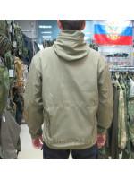 Куртка Софтшелл Милитари Олива
