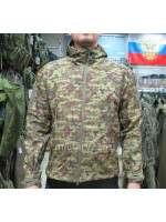 Куртка Софтшелл Милитари Цифра Зеленая