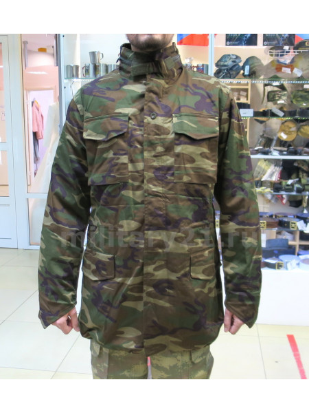 Куртка Парка Армейская Турция