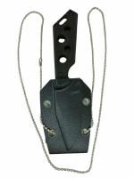 Нож Delta Defender черный