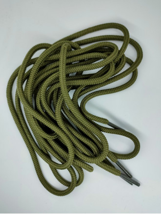 Шнурки 1,7 м для берцев олива