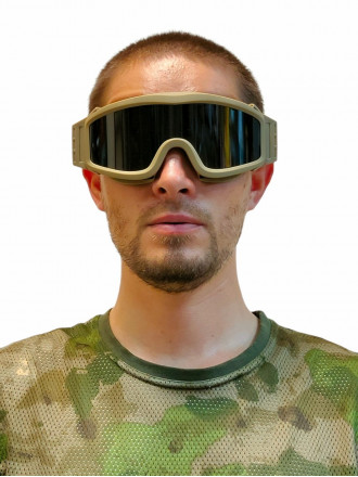 Очки Revision Goggles Койот